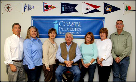 Coastal's corporate management team